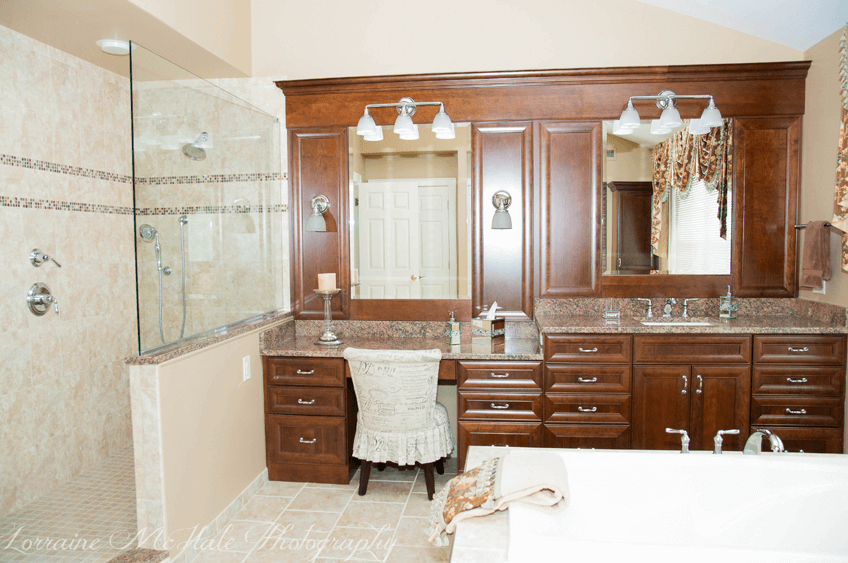 Recent Bathroom Remodel in Bucks County, PA