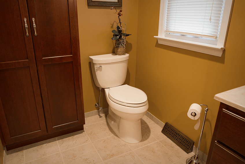 Recent Bathroom Remodel in Mercer County, PA