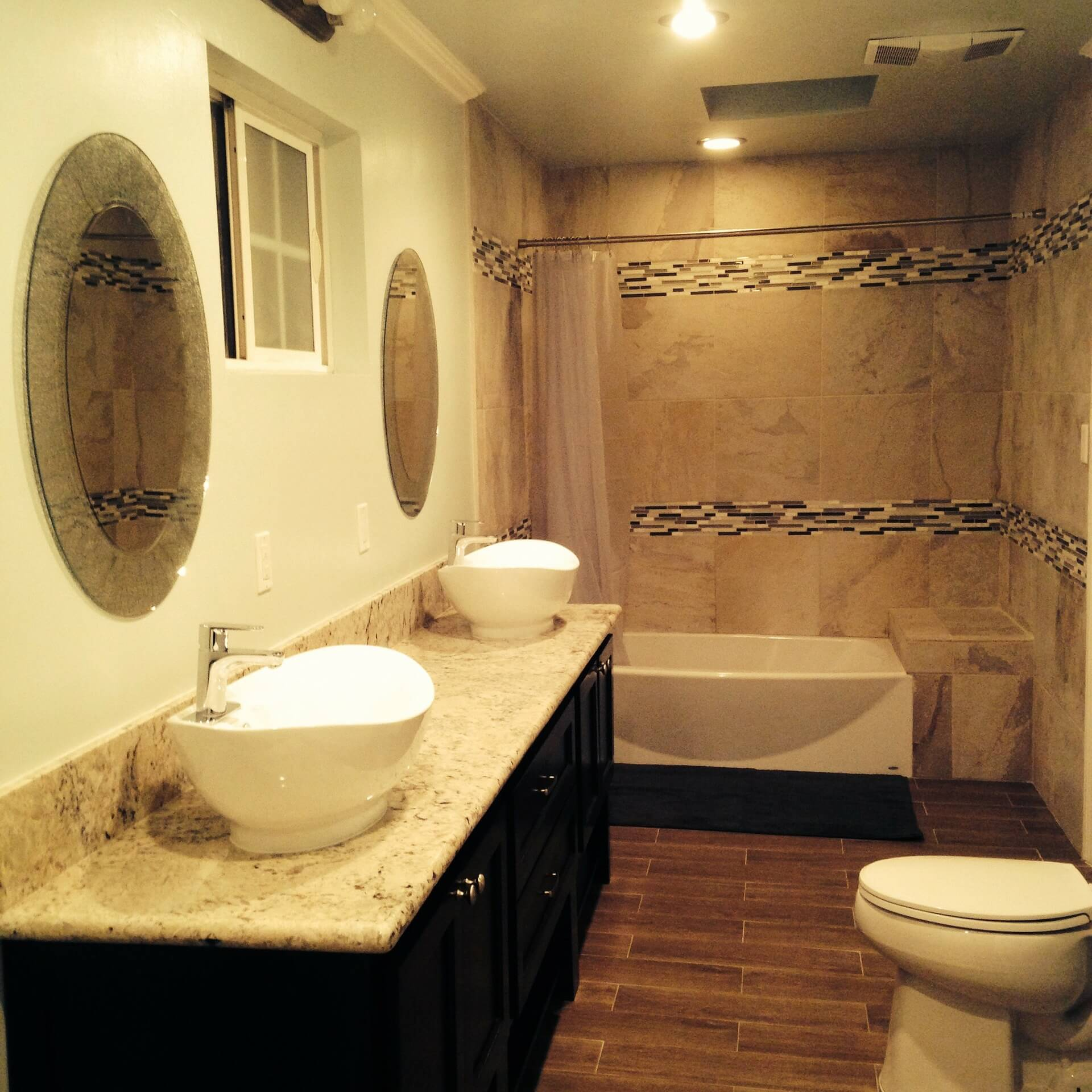 bathroom paint in Pennsylvania by McHale's KBA