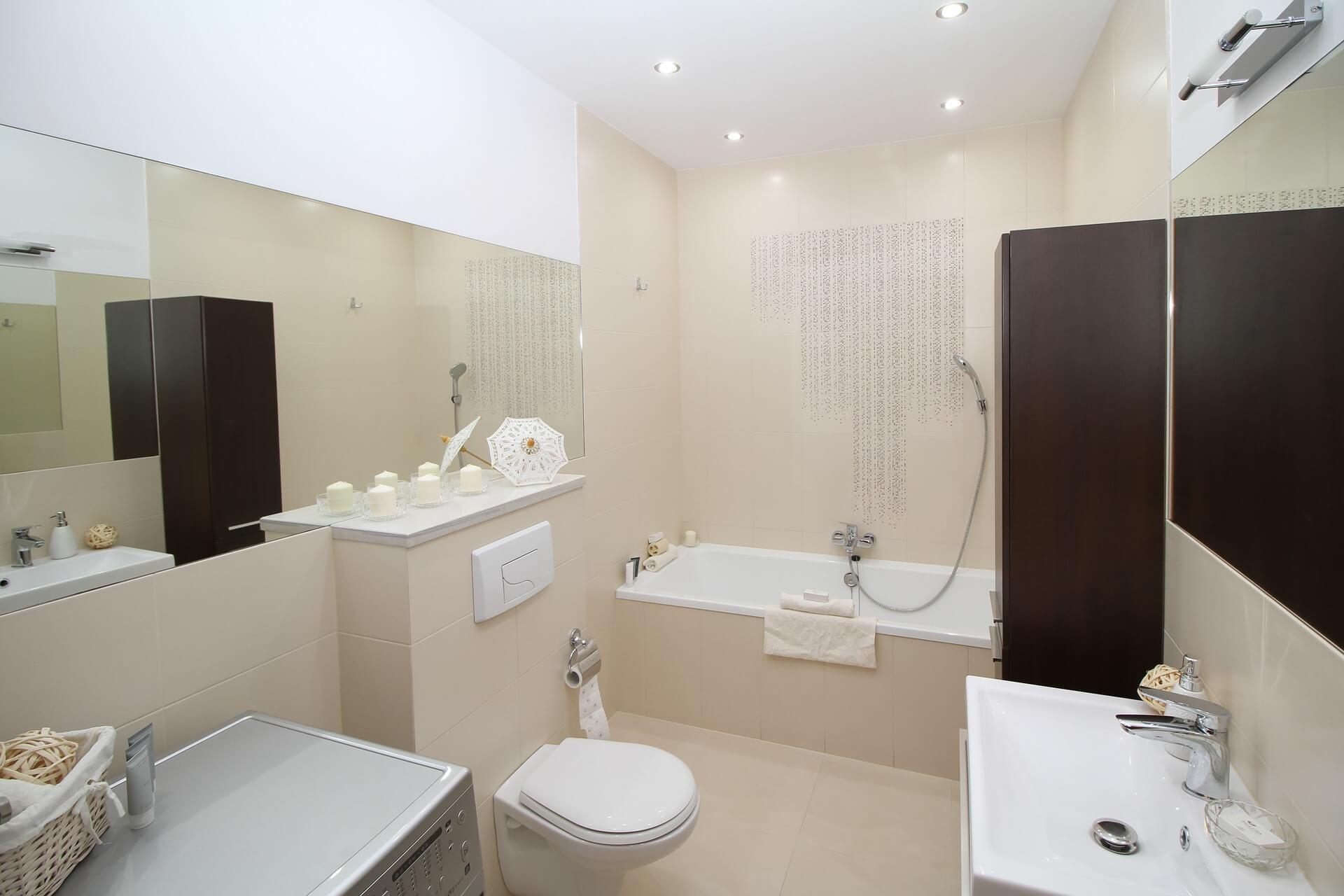bathroom remodeling in Pennsylvania by McHale's KBA