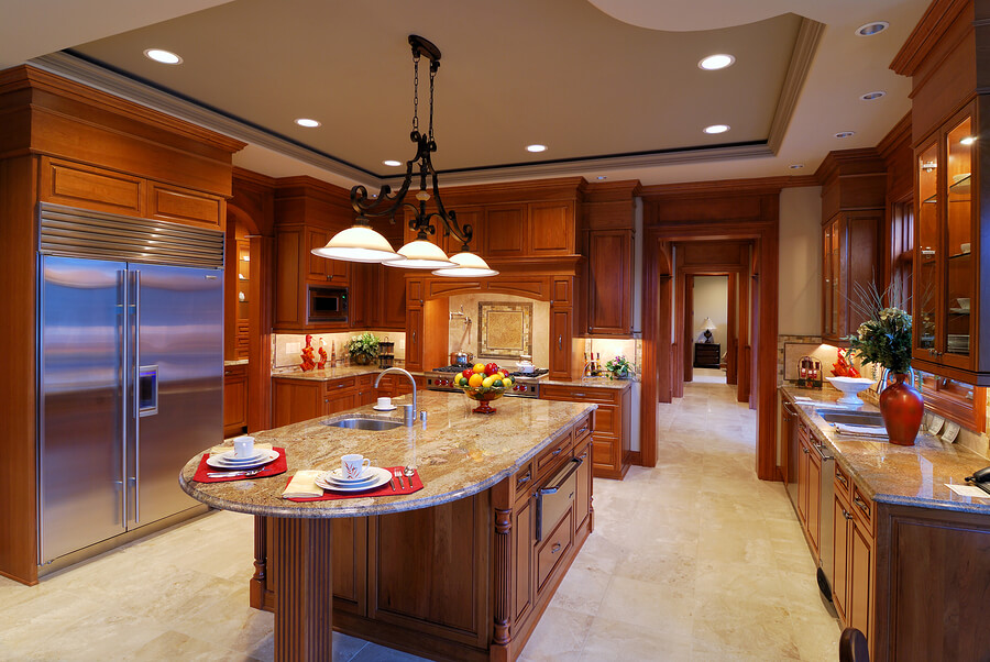 recessed lighting in Pennsylvania by McHale's KBA